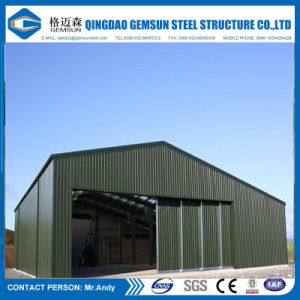 Light Steel Frame Warehouse in Deserts and Tropical Areas pictures & photos