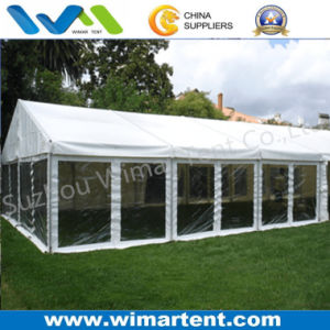 10X15m Outdoor Party Wedding Event Tent with Clear Wall pictures & photos