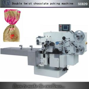 Single Twist Chocolate Packing Machine pictures & photos