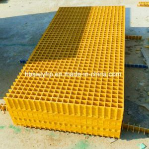 Fiberglass Grating for Chemical Plant pictures & photos