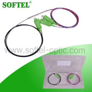 Wholesale FTTH Sc/APC Fiber Optic 1X2 Optical Coupler pictures & photos