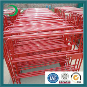 Powder Coating Temporary Fence as Ral Color pictures & photos