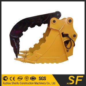 Excavator Attachement Hydraulic Grab Bucket, Thumb Bucket pictures & photos