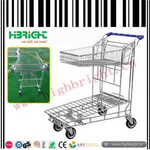 Nestable Logistic Warehouse Cargo Trolley Cart pictures & photos