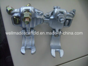 Drop Forged Scaffolding Fitting Scaffold Coupler Double Fixed Clamp pictures & photos
