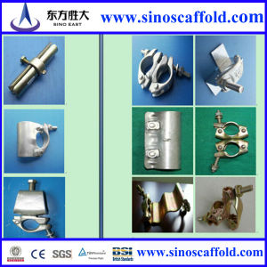 Hot Sale ISO 9001 Scaffolding Coupler with Cheap Price and Short Delivery Time pictures & photos