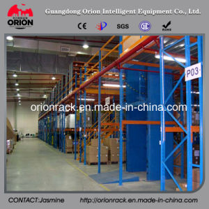 Light Steel Structure Warehouse Shelf and Rack pictures & photos