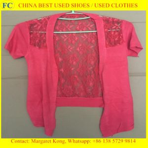 Good Quality Used Clothing for Lady, Man & Child Wear (FCD-002) pictures & photos