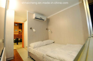 Two Floors Hotel Container with Larger Inner Space (shs-mh-hotel021) pictures & photos