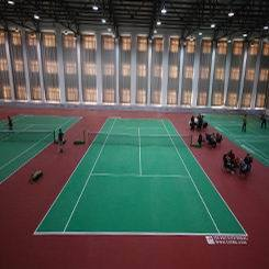 Indoor / Outdoor Professional PVC Tennis Sport Flooring pictures & photos