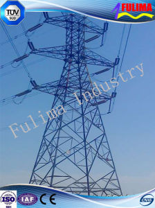 Electric Power Transmission Line Steel Tower (FLM-ST-023) pictures & photos