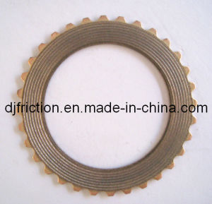 Local Market Y10A-11-01 Copper Base Spray Friction Disk (ZJC-624)