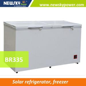 335L Solar Refrigerator Freezer Solar Deep Freezer pictures & photos