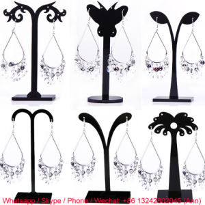 Hot Sale Acrylic Earring Display Stand pictures & photos