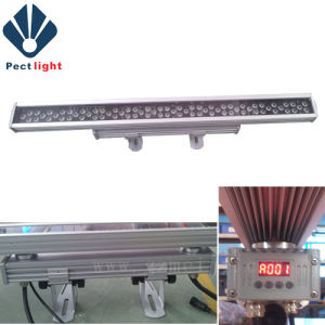 Waterproof 72X3w Stage LED Wall Washer Light pictures & photos