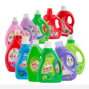 Long-Lasting Perfume Liquid Laundry Detergent