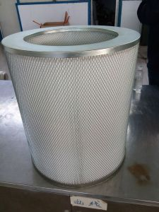 High Efficiency Filtration PTFE Membrane Air Filter Cartridge pictures & photos