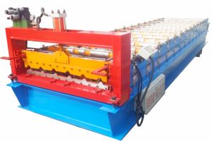 Iraq Style Roll Forming Machine Hydraulic Machine pictures & photos