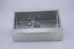 Dimension: 848X559X254mm Handmade Stainless Steel Kitchen Sink