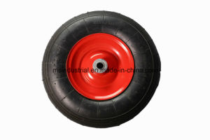 Pneumatic Wheel for Handtrolley and Tools Cart pictures & photos