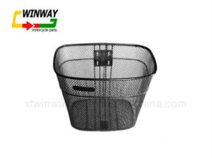 Black Steel Bicycle Parts Basket pictures & photos