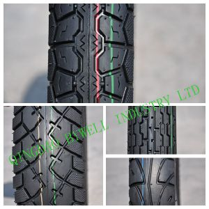 Best Quality Motorcycle Tires for 275-17, 300-17 (India Technology)