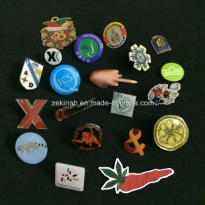 Printing Pin Badge Button Badge Lapel Pin pictures & photos
