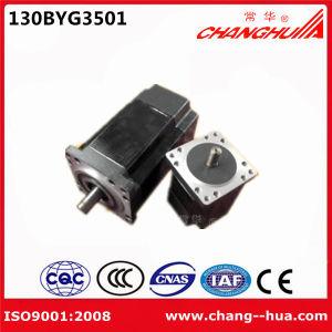 Three Phase AC 80-350V Step Motor for CNC Machine (130BYG3501F)