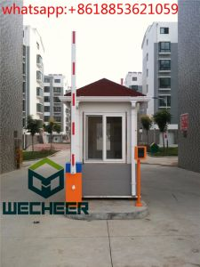 Prefabricated House of Light Steel Struture Mobile Sentry Box for Hot Sale pictures & photos