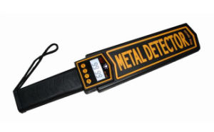 Md-S1LCD Handheld Metal Detector with LCD Screen/ Metal Locator pictures & photos