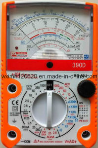 Advanced Analog Multimeter 390d