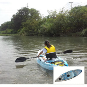 1 People China Kayak for Fishing and Drifting (GB-12) pictures & photos