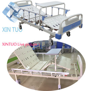 Factory Direct Price Medical Furniture Bed Hospital Furniture Supplier pictures & photos