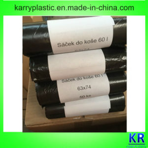 HDPE Disposable Garbage Bags pictures & photos