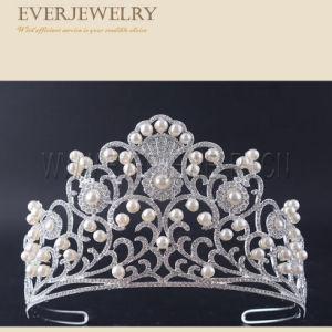 Ashion Crystal Wedding Tiaras Jewelry Tiara pictures & photos