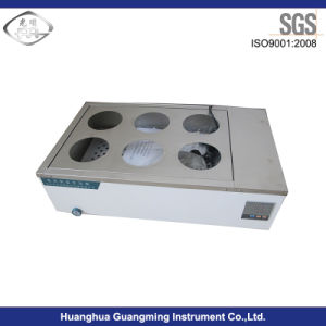 Laboratory Digital Display Electrothermal Thermostatic Water Bath (6 holes) pictures & photos