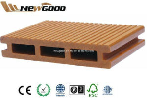 Outdoor Wood Plastic Decking/Flooring - Hollow Core/Solid Core pictures & photos