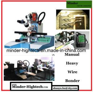 Manual Ultrasonic Wedge Wire Bonding Machine Mdb7550 pictures & photos