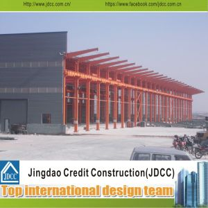 Easy Install, Low Cost Prefab Steel Buildings pictures & photos