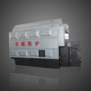 Hot Sale 85% Efficiency Dzl Biomass Steam Boiler pictures & photos