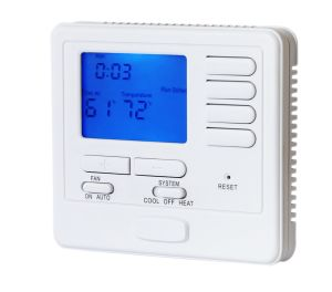 Heating Temperature Controller Thermostat for 24 Voltage Safely Voltage pictures & photos