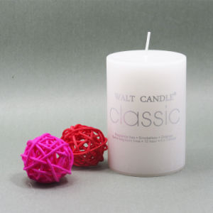 Aroma Smooth Pillar Candle/Long Lasting Pillar Candle for Home pictures & photos