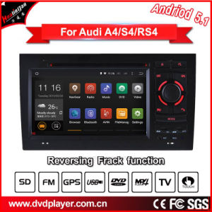 Android 4.4.4 Car Stereo for Audi A4 S4 GPS Player pictures & photos