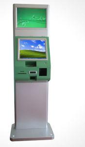 Kiosk Design Ideas/Dual Screen RFID Card Reader Kiosk/Self Service Terminal Kiosk Machine pictures & photos
