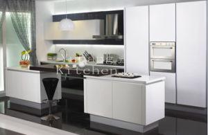 Baked Paint Kitchen Cabinet (M-L69) pictures & photos