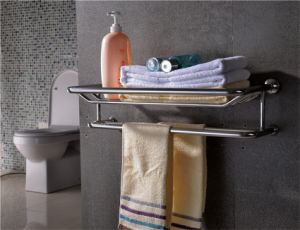 Towel Rack/ Towel Bar/ Stainless Steel Towel Rack (J6011) pictures & photos