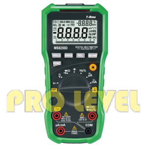 6600 Counts Professional Digital Multimeter (MS8250D) pictures & photos