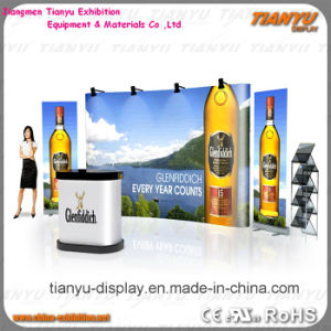 Portable Aluminium Pop up Display Stand pictures & photos
