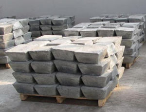 Antimony Ingot 99.65% 99.85% 99.90% Best Quality Good Price