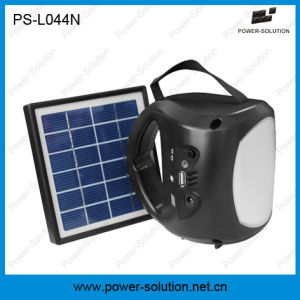 Portable Solar Lantern with Mobile Phone Charger Solar LED Wall Lamp Built in Lithium Battery for Long Lighting Time pictures & photos